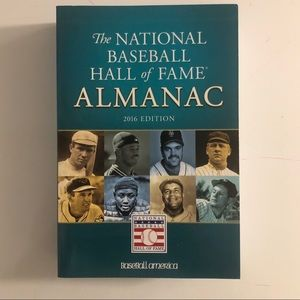 Baseball ⚾️ Almanac 2016 Edition